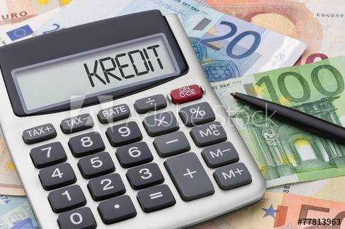 Kredit mit Sofortzusage und Sofortauszahlung